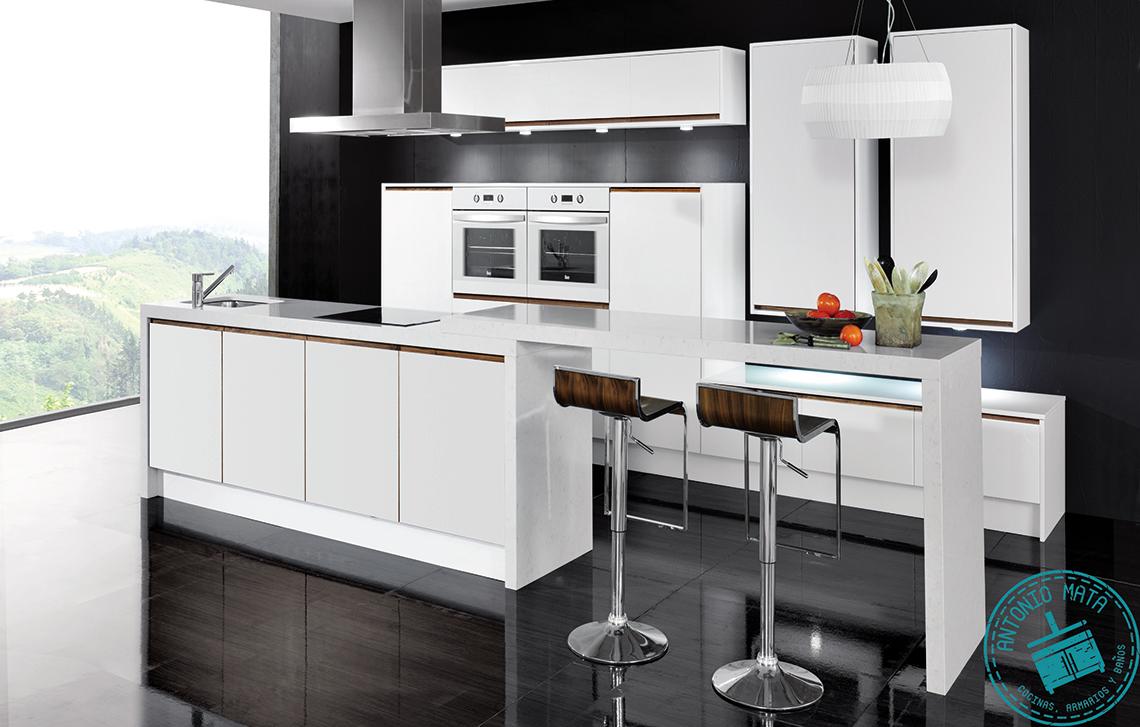 Cocinas armarios y ba os muebles a medida for Cocinas y armarios